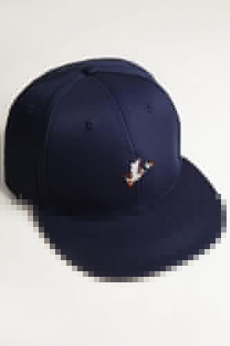Бейсболка ЗАПОРОЖЕЦ Дичь 86 бит (Navy, O/S) бейсболка запорожец дичь 86 бит снэп blue o s