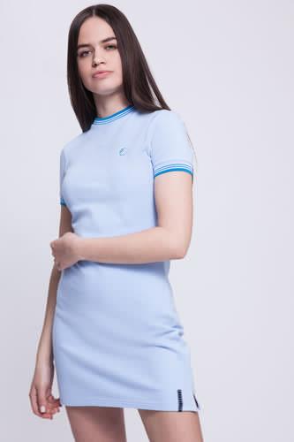 Платье ASTRONAUTICS1961 Model «E» (Голубой/Синий, M)