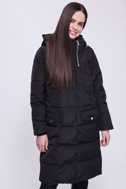 Куртка URBAN CLASSICS Ladies Bubble Coat Black фото