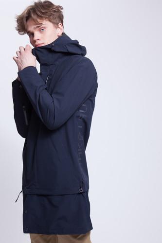 Куртка-Трансформер KRAKATAU Hassium Q156 (Темно-Синий-6, XL)