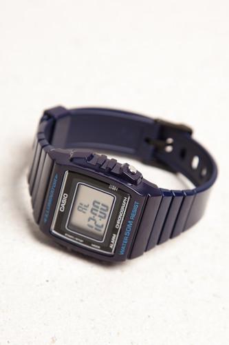 Часы CASIO W-215H-2A 3224 (Синий-2A) все цены