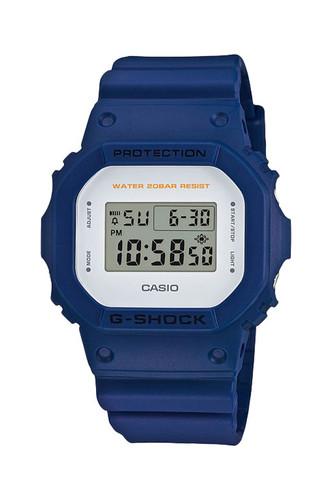 Часы CASIO DW-5600M-2E 3229 (Синий) casio dw 5600m 8e