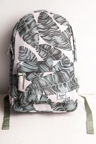 Рюкзак HERSCHEL Classic Mid-Volume (Silver Birch Palm) рюкзак herschel post mid volume navy tan synthetic leather