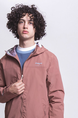 Ветровка TRUESPIN Rain Jacket Twilight Mauve фото 9