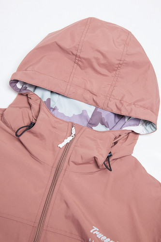 Ветровка TRUESPIN Rain Jacket Twilight Mauve фото 10
