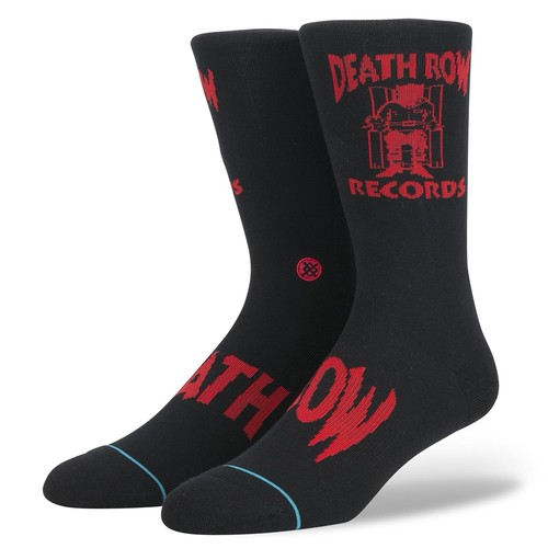 Носки STANCE ANTHEM DEATH ROW (BLACK) носки stance anthem trust me multi