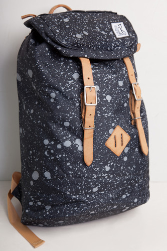 Рюкзак THE PACK SOCIETY Premium Backpack FW16 Black Spatters Allover фото 6