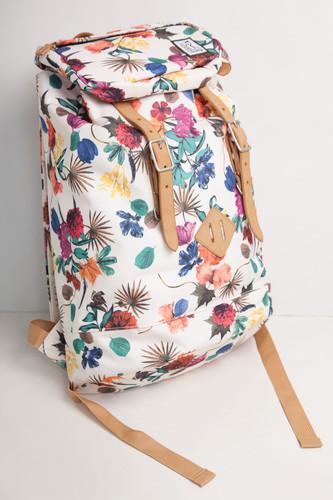 Рюкзак THE PACK SOCIETY Premium Backpack FW16 (Multicolor Flower Allover) рюкзак the pack society classic backpack 181cpr702 multicolor jungle allover 90