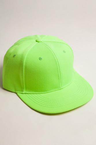 Бейсболка TRUESPIN Acrylic Snapback (Neon-Green, O/S)