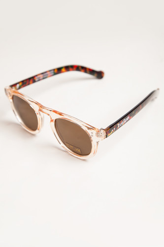 Фото - Очки TRUESPIN Intro (Beige/Dark Amber) очки truespin bifos creme blue