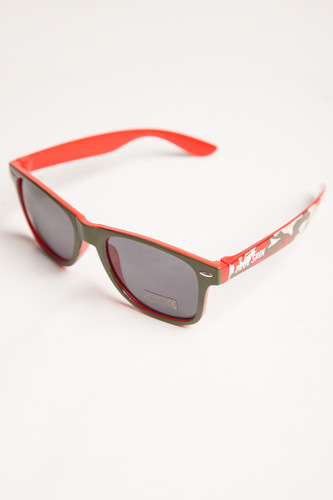 Очки TRUESPIN Camofarer Green/Red фото 5