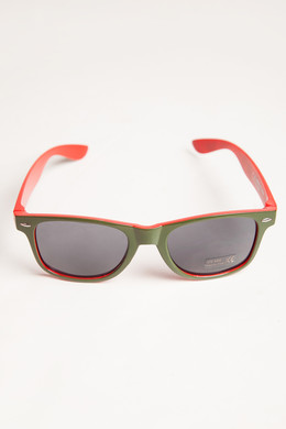 Очки TRUESPIN Camofarer Green/Red фото 2