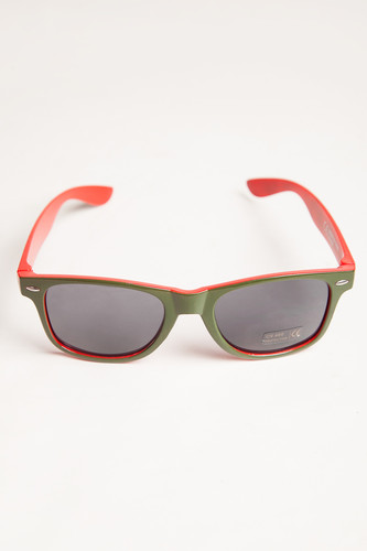 Очки TRUESPIN Camofarer Green/Red фото 6