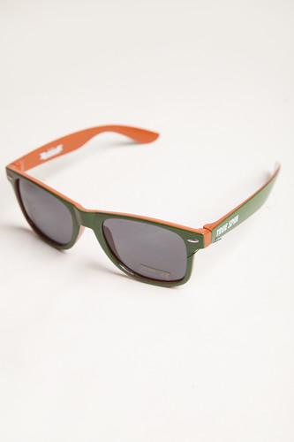 Очки TRUESPIN Wayfarer (Green)