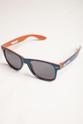 Очки TRUESPIN Wayfarer (Dark Blue) линзы rp rydon laser blue