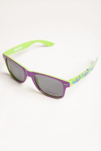 Очки TRUESPIN Aztec Wayfarer (Purple)
