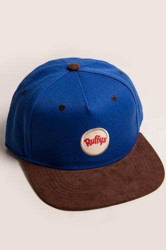 Бейсболка TRUESPIN Ruffys (Blue, O/S)