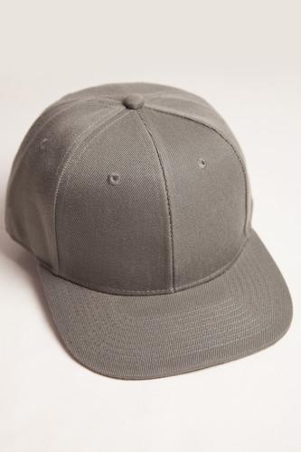 Бейсболка TRUESPIN Blank Snapback SS17 (Green Khaki, O/S)