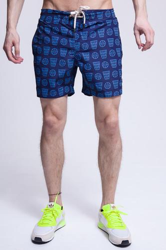 Шорты ЗАПОРОЖЕЦ Баскетбол (Navy, XS) шорты запорожец ogurci green xs