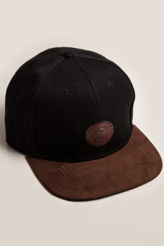 Бейсболка TRUESPIN Regular Finale (Black, O/S) шапка truespin abc fw15 black black w