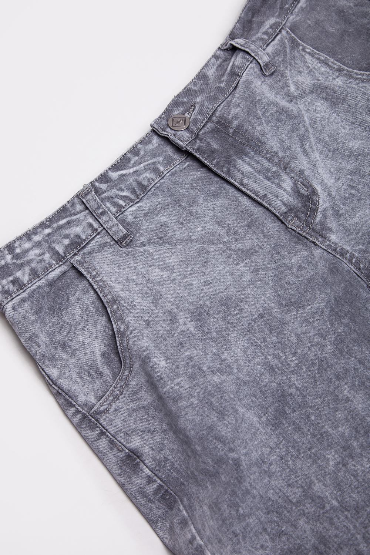 e3b316fc048 Джинсы НИИ Slim Flex Grey