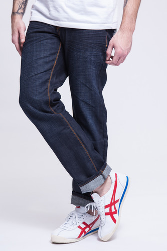Джинсы ROCAWEAR R1008j352 (Super-Blue-Wrinkle, 30) джинсы женские oodji ultra цвет голубой джинс 12104065 1b 46734 7000w размер 28 32 46 32