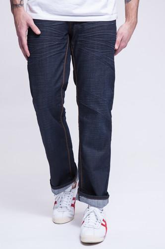 Джинсы ROCAWEAR R1001j280 (Super-Blue-Wrinkle, 30) джинсы rocawear r1008j350 black star italia 28