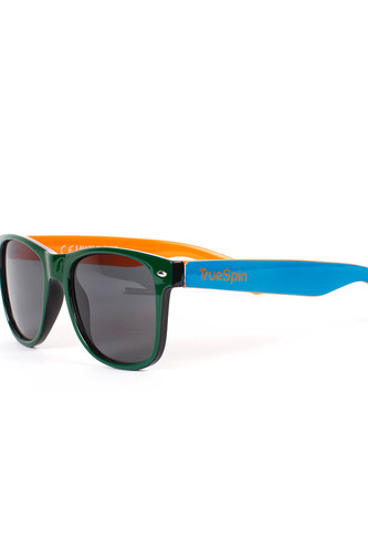 Очки TRUESPIN Hongkong (Green/Black/Blue/Orange)