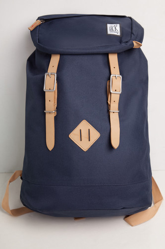 Рюкзак THE PACK SOCIETY Premium Backpack 999CLA703 Solid Midnight Blue 26 фото 4