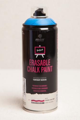 Краска MTN Pro 2 Erasable Chalk (Electric Blue, 400 ml)