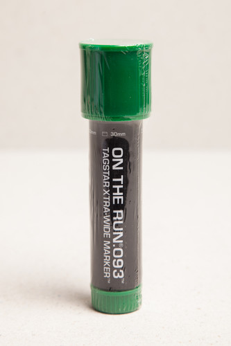 Маркер OTR.093 Tagstar (Grass Green, 30 мм) маркер otr 005 soultip empty 10 мм