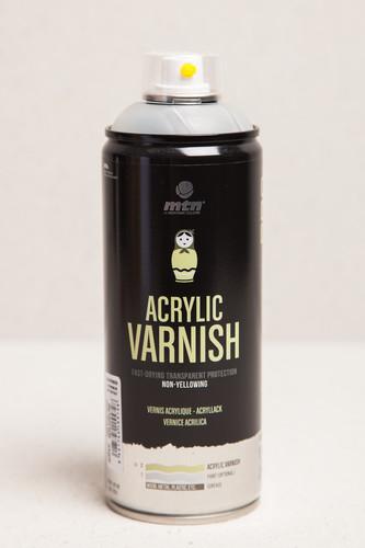 Краска MTN Pro 2 Acrilico (Mate, 400 ml)