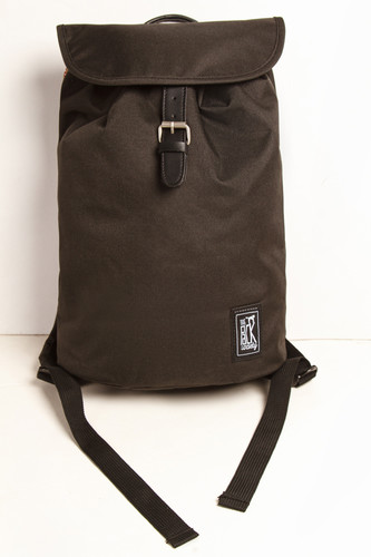 Рюкзак THE PACK SOCIETY Small Backpack 999CLA700 (Solid Black-01)
