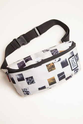Сумка THE PACK SOCIETY Bum Bag 181CPR782 Beige Blocks Allover 71 фото 5
