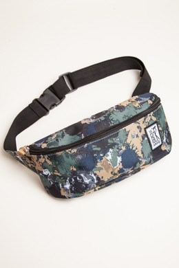 Сумка THE PACK SOCIETY Bum Bag 181CPR782 Green Camo Allover 74 фото