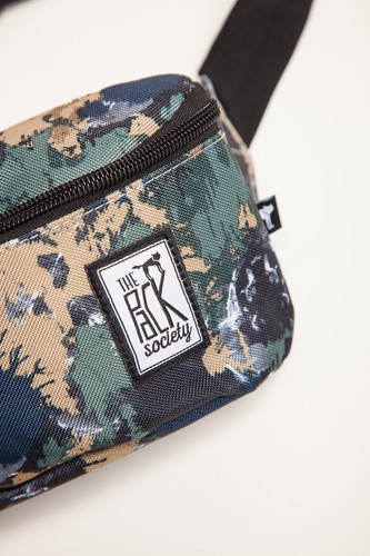 Сумка THE PACK SOCIETY Bum Bag 181CPR782 Green Camo Allover 74 фото 7