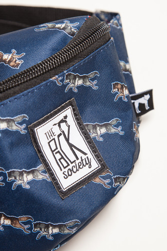 Сумка THE PACK SOCIETY Bum Bag 181CPR782 Dark Blue Wolf Allover 75 фото 7