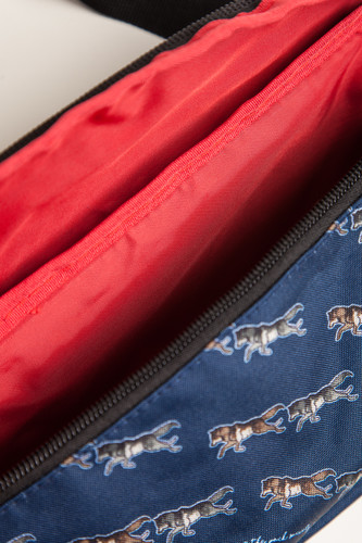 Сумка THE PACK SOCIETY Bum Bag 181CPR782 Dark Blue Wolf Allover 75 фото 8