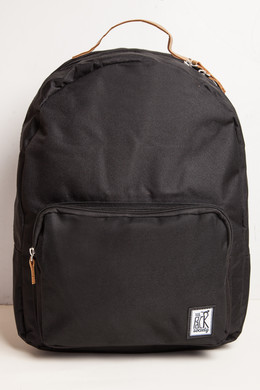 Рюкзак THE PACK SOCIETY Classic Backpack 999CLA702 Solid Black 01 фото