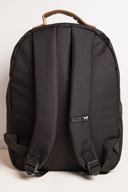 Рюкзак THE PACK SOCIETY Classic Backpack 999CLA702 Solid Black 01 фото 2