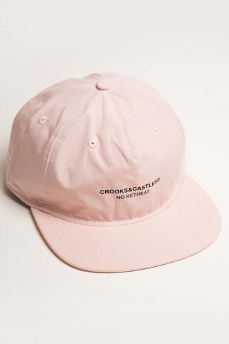 Бейсболка CROOKS & CASTLES I1780806 (Dusty Pink, O/S)