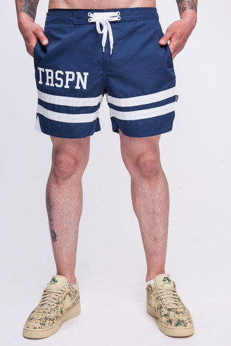 Шорты TRUESPIN Board Shorts Navy фото 6