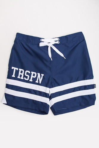 Шорты TRUESPIN Board Shorts Navy фото 7