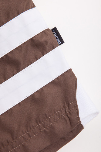 Шорты TRUESPIN Board Shorts Brown фото 9