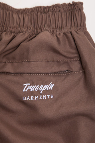 Шорты TRUESPIN Board Shorts Brown фото 10