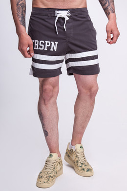 Шорты TRUESPIN Board Shorts Grey фото
