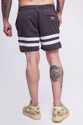 Шорты TRUESPIN Board Shorts Grey фото 12