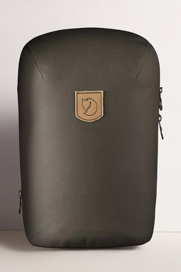 Рюкзак FJALLRAVEN Kiruna Backpack Small Dark Olive 633 фото