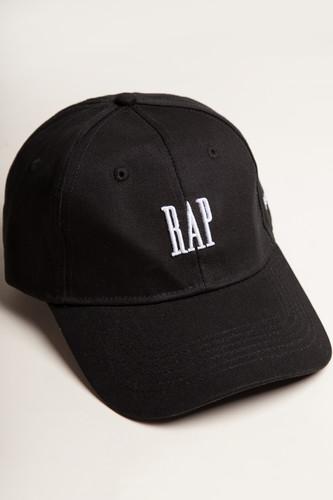 Бейсболка TRUESPIN Curved Rap (Black, O/S) бейсболка truespin rap snap black o s