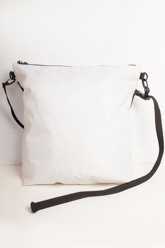 Сумка Гоша Орехов Minimal Tote (Белый Талый Снег-02068) minimalist tote bag with pu handle